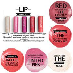 A tinted moisturizer lip treament. These Lip Bon Bons are so cute!!
