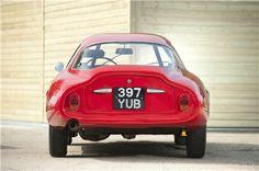 Alfa Romeo Giulietta SZ Coda Tronca (Zagato), 1962 - Photo: Simon Clay 2011 Courtesy of RM Auctions