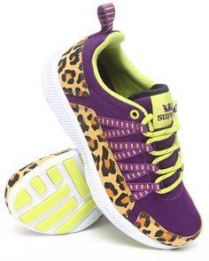 Buy Owen Leopard Print Purple Mesh Sneakers Women's Footwear from Supra. Find Supra fashions & more at DrJays.com