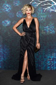 Fabulously Spotted: Rita Ora Wearing Roberto Cavalli - Belvedere Vodka's Cannes…