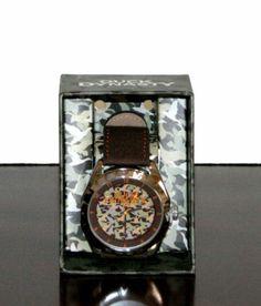 Duck Dynasty Men Watch Camo Camouflage Brown Canvas Wristwatch A E Phil SI   eBay