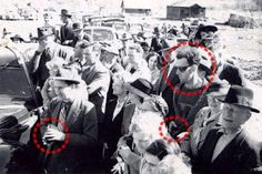 UFO Sightings Hotspot: Time Traveller With Cell Phone Caught In 1938 Film?