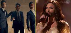 I ragazzi de Il Volo avranno una fan davvero speciale all'Eurovision Song Contest! Conchita Wurst!