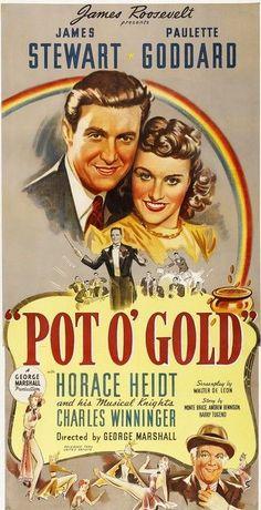 1941-04-03 Pot O' Gold (James Stewart, Paulette Goddard)