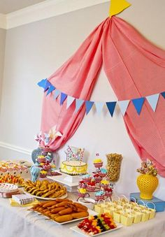 Best My Dream Cars Collections: great photo idea for kid's birthday - Taylor Joelle Designs: Carnival Birthday Party Circus Carnival Party, Circus Theme Party, Carnival Birthday Parties, First Birthday Parties, Birthday Party Themes, First Birthdays, Birthday Ideas, Vintage Circus Party, Vintage Carnival