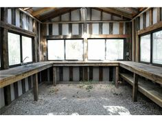 View the actual Austin MLS listing of 344 Simpson Ave, Cedar Creek. This property is listed under Austin MLS# Greenhouse Benches, Greenhouse Ideas, Backyard Projects, Diy Projects, Cold Frames, Cedar Creek, Potting Sheds, Glass House, Greenhouses