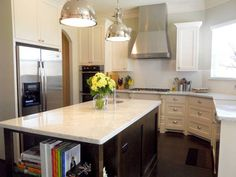 The two tone kitchen...will it stick?