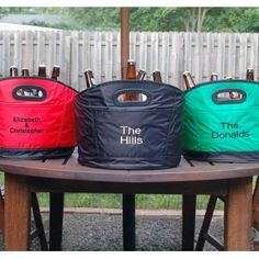 loving these party coolers for groomsmen gifts! we gave these to our groomsmen and they were a big hit!