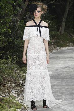 Lindsey Wixson at Chanel 2013