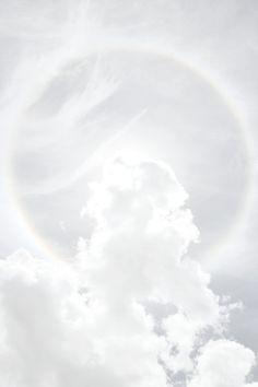 wirsindfreundevon Wolken #clouds #white #sun