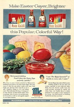 I remember dying eggs this way. Anyone else?????