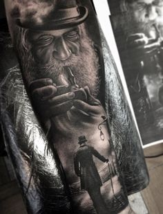 Cool forearm tattoo - 60 Cool Sleeve Tattoo Designs