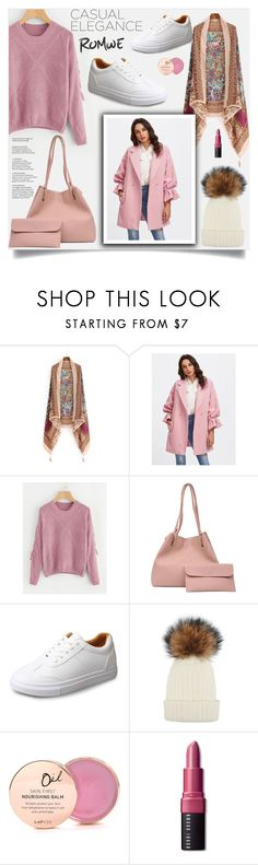 """""""Casual elegance!"""" by samra-bv ❤ liked on Polyvore featuring Lapcos and Bobbi Brown Cosmetics"""