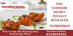 Tandooriwala is now opening up in Mysore Karnataka, India. For Franchise Enquiries call +91 90362 30111