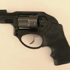Ruger 38 Special... Makes me feel safe.. =)