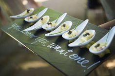 Hors D'oeuvres, wedding hors d'oeuvres, Lady Liberty Events