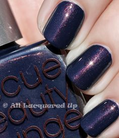rescue beauty lounge piu mosso nail polish swatch from the RBL pre-fall L'Oiseau de Feu collection