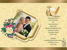 Sample Wedding Invitations - The Wedding SpecialistsThe Wedding Specialists