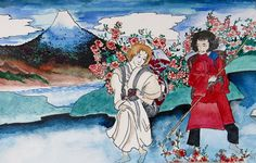 In Basho's Footsteps: Hiking the Narrow Road to the Deep North Three Centuries Later