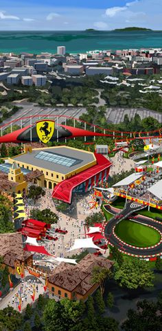 In Spanien steht bald Europas schnellste Achterbahn http://www.travelbook.de/europa/Spanien-bekommt-2016-ersten-Ferrari-Freizeitpark-in-Europa-279223.html