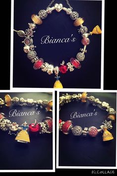 Another princesses bracelet from I love Pandora by Bianca