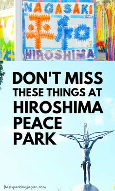 Best things to see at Hiroshima peace park. Places to visit in Hiroshima peace memorial park with atomic bomb dome. Backpacking Japan itinerary travel trip planning tips. Japan Travel Tips, Thailand Travel, Asia Travel, Travel Ideas, Travel Trip, Travel Inspiration, Travel Guide, Hiroshima Japan, Nagasaki