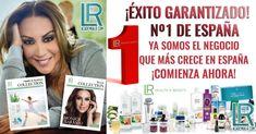LR Health&Beauty es la Compañía nº 1 de Europa con 30 Años de Historia pero esprácticamente desconocida en España ¡Nunca antes…