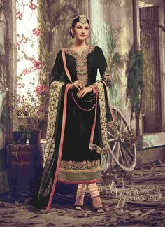 New Stylish Classy Black Colored Suit