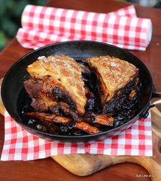 Roast Miso Pork Belly
