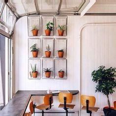 ATELIER RUE VERTE le blog: For my home / Idées déco 15 / Accrocher ses plantes /