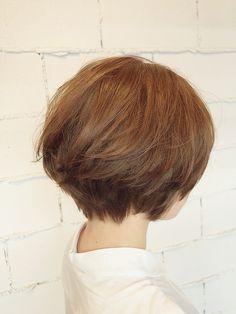 Short Hairstyles For Women, Bob Hairstyles, Pop Hair, Cut And Color, Hair And Nails, Short Hair Styles, Hair Makeup, Hair Cuts, Hair Beauty