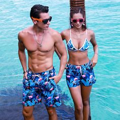bathing suits – My WordPress Website Beach Party Outfits, Vacation Outfits, Summer Outfits, Cute Outfits, Outfits 2016, Cute Beach Pictures, Summer Bathing Suits, Matching Couple Outfits, Bikini Swimsuit