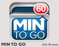 Min To Go is a timer and alarm app #ADHD #time #management