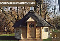 Domki grillowe nie wymagają pozwolenia na budowę