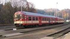 Výsledek obrázku pro lokalky csd cd Train, Vehicles, Rolling Stock, Trains, Vehicle