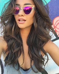 Shay in Kitti Clear Quay Sunnies. Quay sunglasses = my new obsession.
