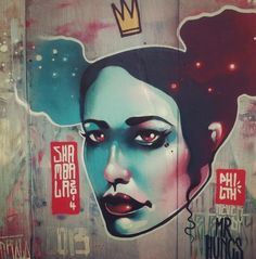 by Philth, UK (LP) - the lettering in the little red boxes does it for me. And the crown.