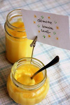 bistro mama: Lemon curd