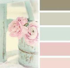 Color Pallet Love