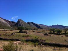 Torotoro National Park in Bolivia