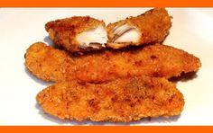 """Domáce rybie prsty Najlepšie rybie prsty sú ozajstného mäsa a nie zo separátu. Ingrediencie filety z akejkoľvek obľúbenej ryby . tu je použitá Treska soľ trojobal: hladká múka vyšľahané 2-3 vajíčka + 2 štipky soli strúhanka Inštrukcie Z rybích filiet narežeme """"prsty"""". Osoľte ich - nebojte sa, ryba sa dá ťažko presoliť, ale ak to …"""
