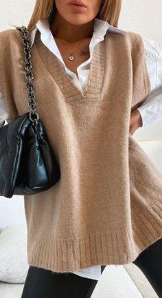 10 maneras de usar outfits cafés para destacar en este otoño 2021