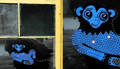 street art in Sanok