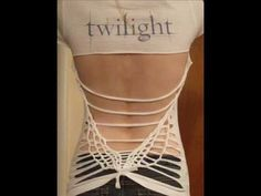shirt laddering