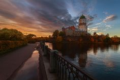 Vyborg(II) by Alex Boldychev
