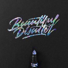 25 Amazing Lettering & Calligraphy works on Behance