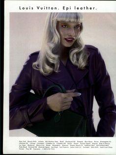 Louis Vuitton - April 1997