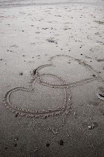 coracao+areia+da+praia