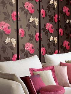 Pom Pom wallpaper by Sanderson