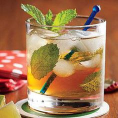 Pick-a-Liquor Ginger Cocktail - Rachael Ray Every Day